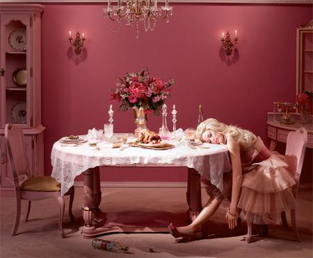 Dina Goldstein Barbie and Ken