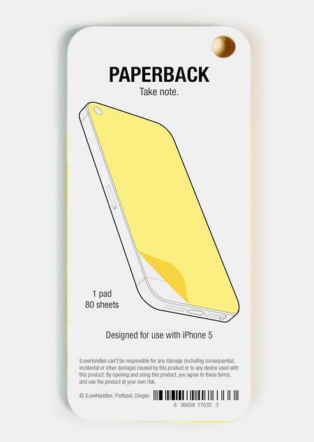 iPhone PAPERBACK