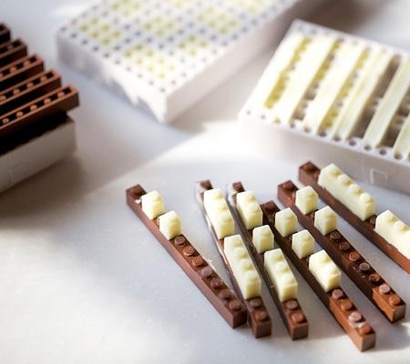Edible LEGO