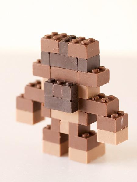 Akihiro Mizuuchi LEGO Chocolate