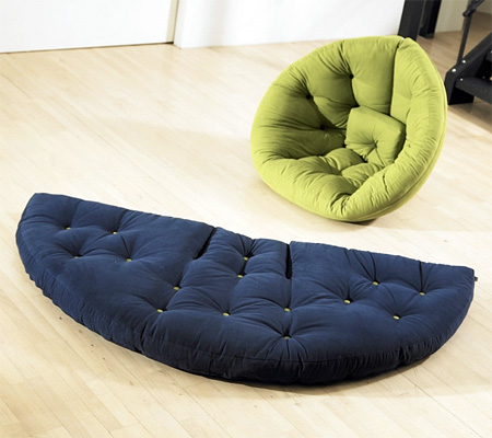 Nest Chair by Anders Backe