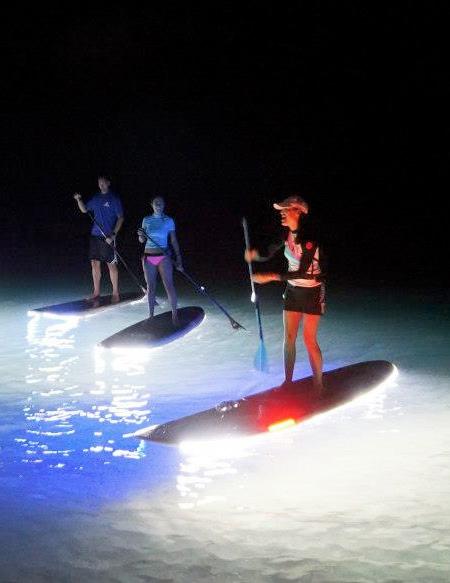 LED Paddleboards