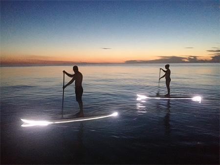 LED Surfboards