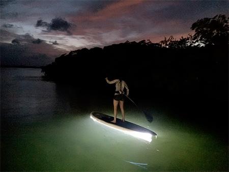 LED Paddleboard