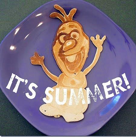 Olaf Pancake
