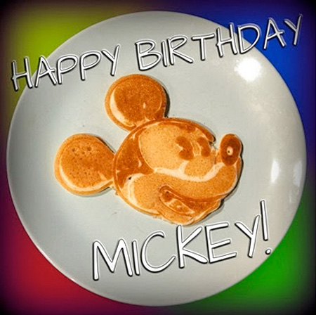 Disney Pancake
