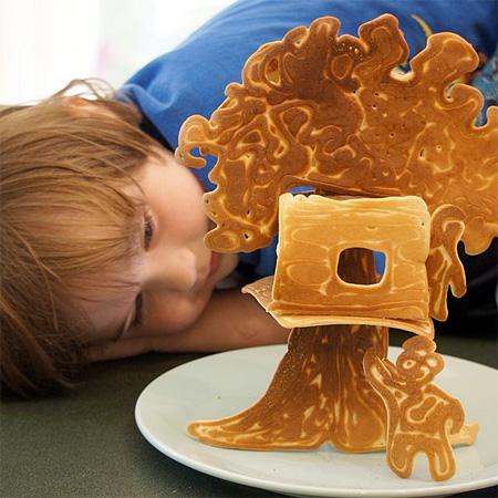 Pancake Tree House