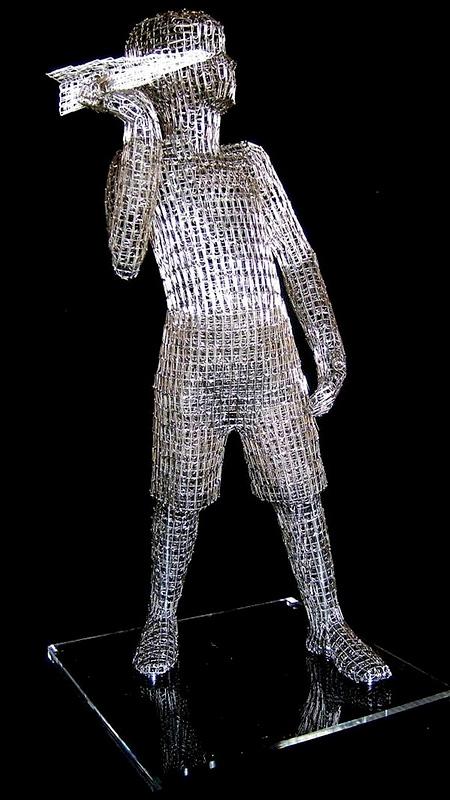 Sculpture by Pietro DAngelo