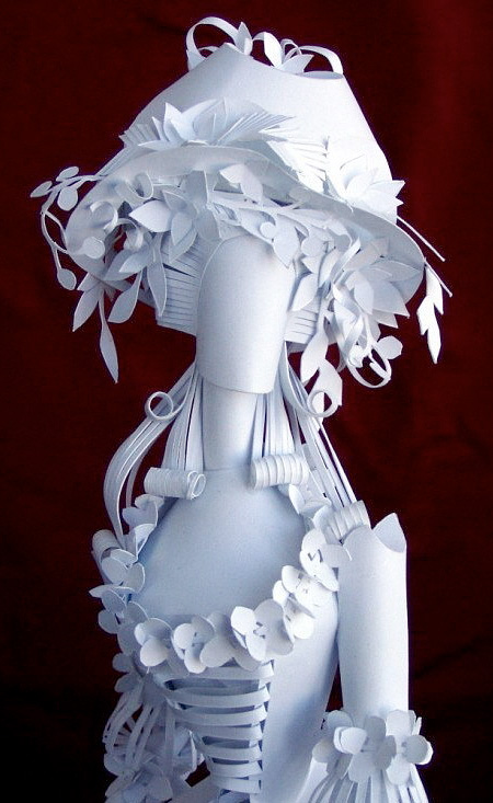 Paper Art by Asya Kozina