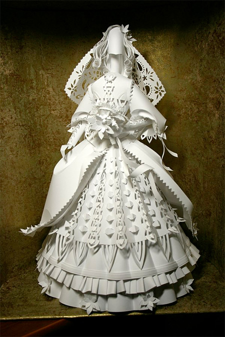 Paper Doll by Asya Kozina