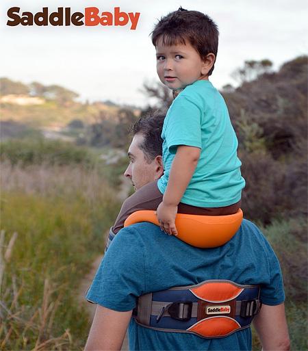 Hands Free Shoulder Carrier