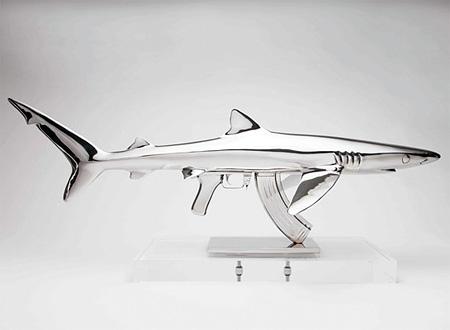 Christopher Schulz Shark Guns