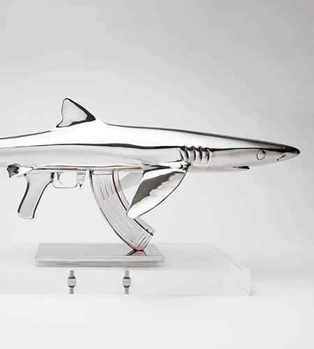 Christopher Schulz Gun Sharks