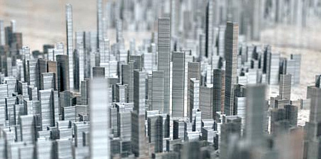 City Made of Staples