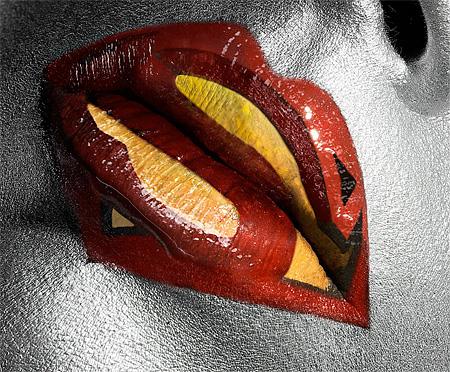 Superhero Lipstick