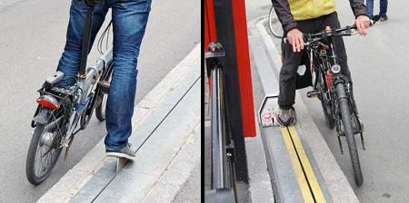 Trampe Bicycle Lift