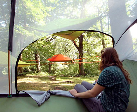 Treehouse Camping Tent