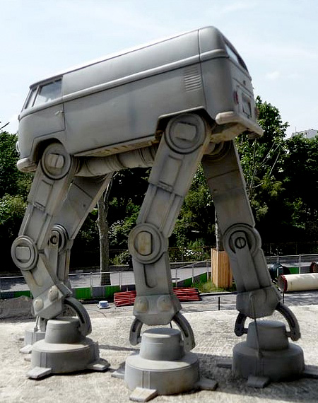 VW AT-AT Walker