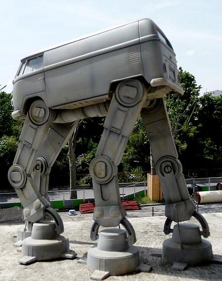 VW AT-AT Walker