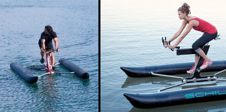 Water Bicycle