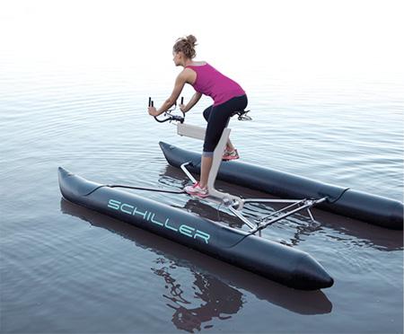Aquatic Bicycle