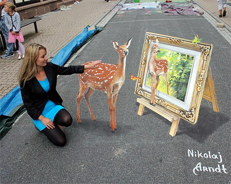 Artist Nikolaj Arndt