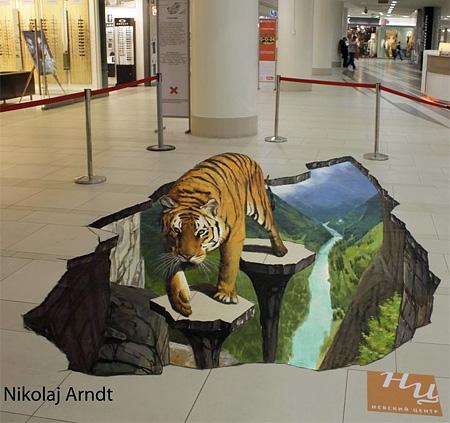 Nikolaj Arndt 3D Art
