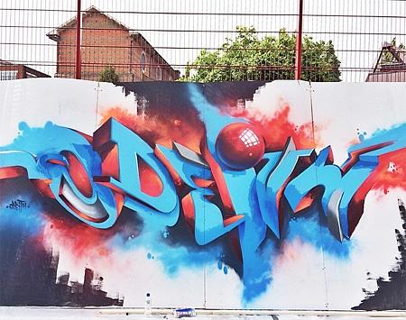 Graffiti Artist Odeith