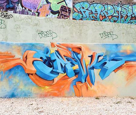 Anamorphic Street Art