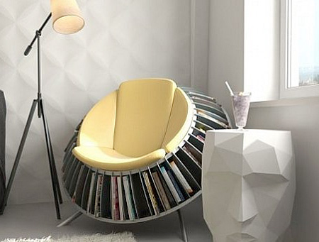 Sunflower Chair He Mu and Zhang Qian