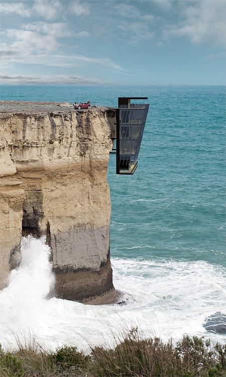 Cliff House Concept