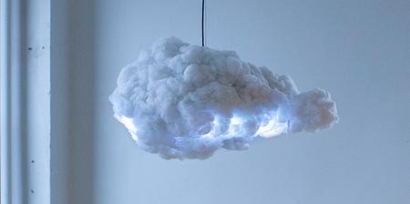 Storm Cloud Lamp