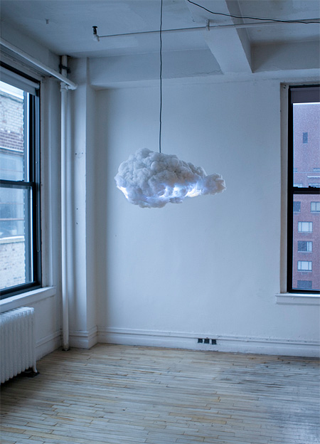 Richard Clarkson Cloud Lamp