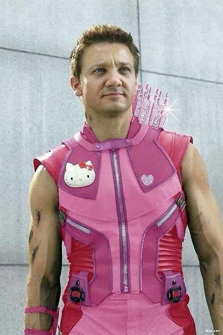Hello Kitty Hawkeye