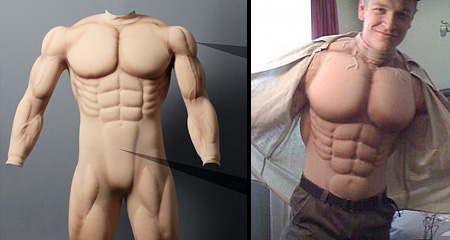 Muscle Costume