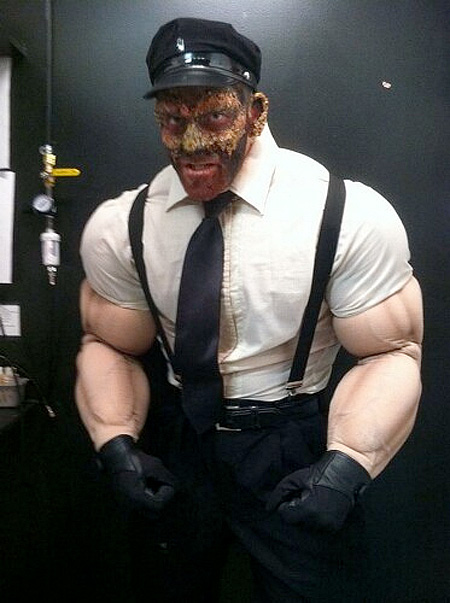 Muscle Suit Costume