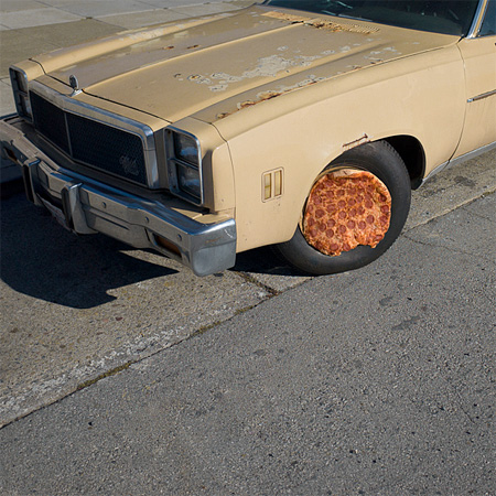 Pizzas on Things