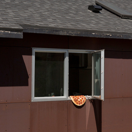 Pizza in the Wild by Jonpaul Douglass