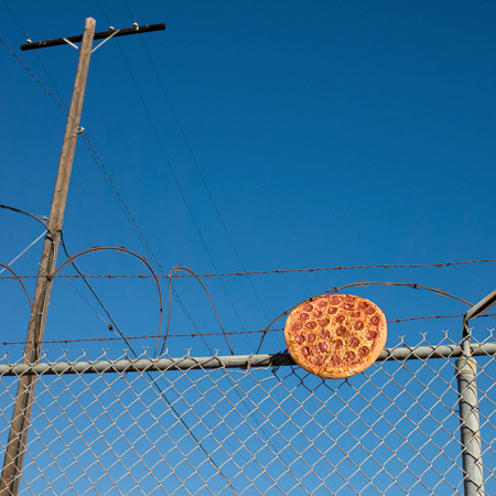 Pizza in the Wild Jonpaul Douglass