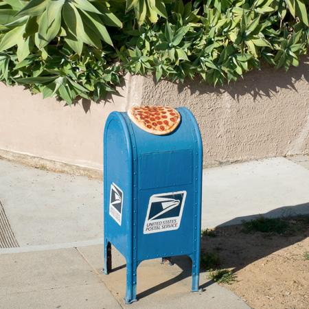 Los Angeles Pizza