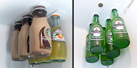 Magnetic Bottle Holder