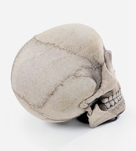Human Skull Chair