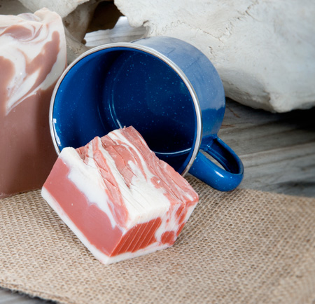 Outlaw Soaps Bacon Soap
