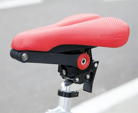 Bike Seatylock
