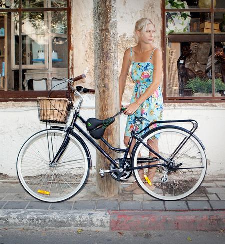 Bike Saddle Lock