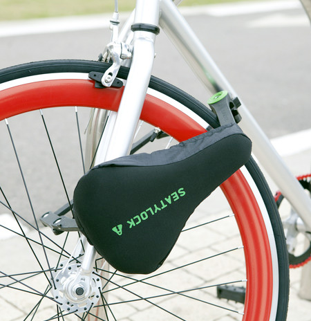 Bicycle Seatylock