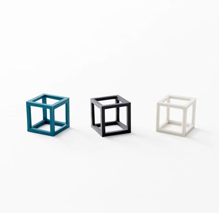 Nendo Cubic Rubber Bands