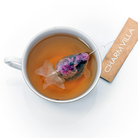 Goldfish Teabag