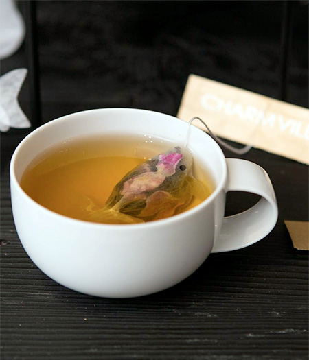 Fish Tea Bag