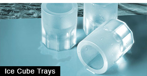 Creative Ice Cube Trays